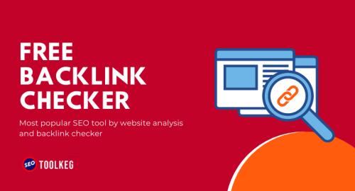 11+ Best Free Backlink Checker SEO Tools